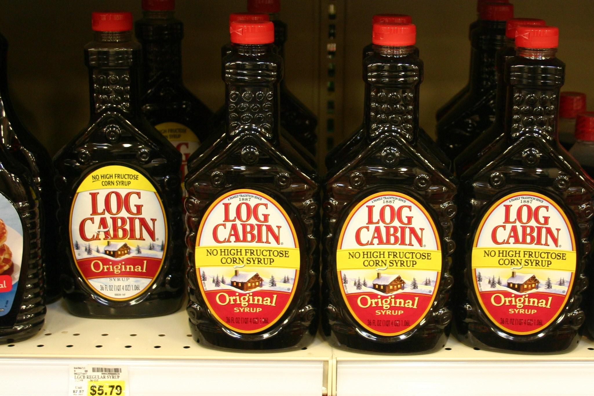 Syrup afrugalspinster