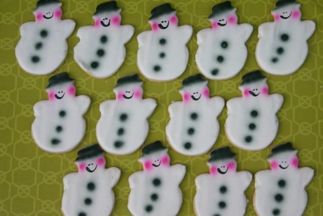 snow man cookies3181