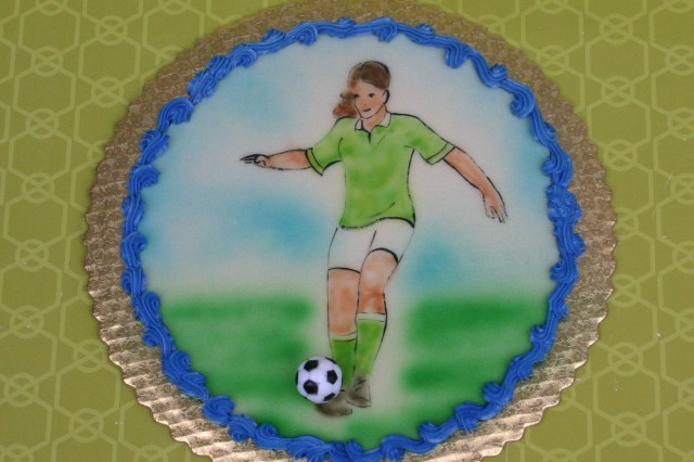 #153 Soccer player3577