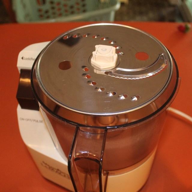 3 food processor