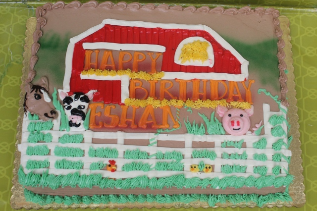 5695piped farm scene