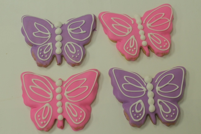 butterfly cookies7130