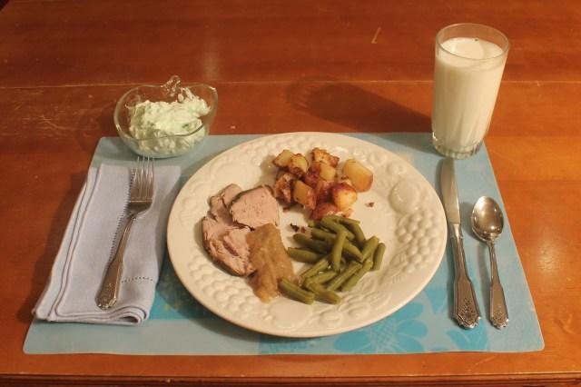 pork meal