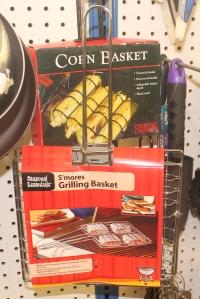$4.99 smore grill basket