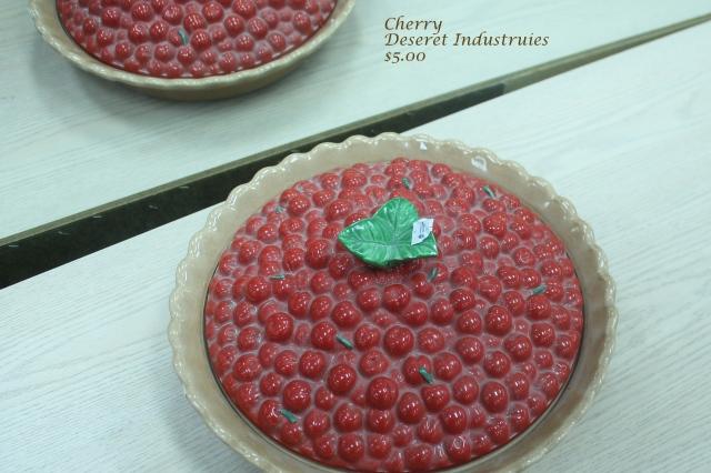 $5.00 cherry deseret