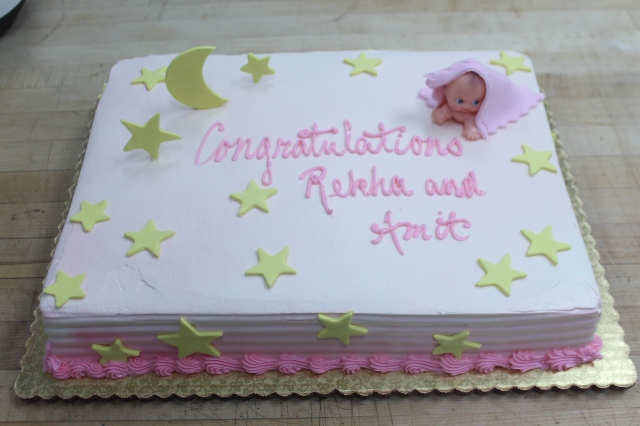 7581 moon& star baby cake