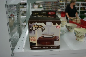 as seen on TV Micro Smores