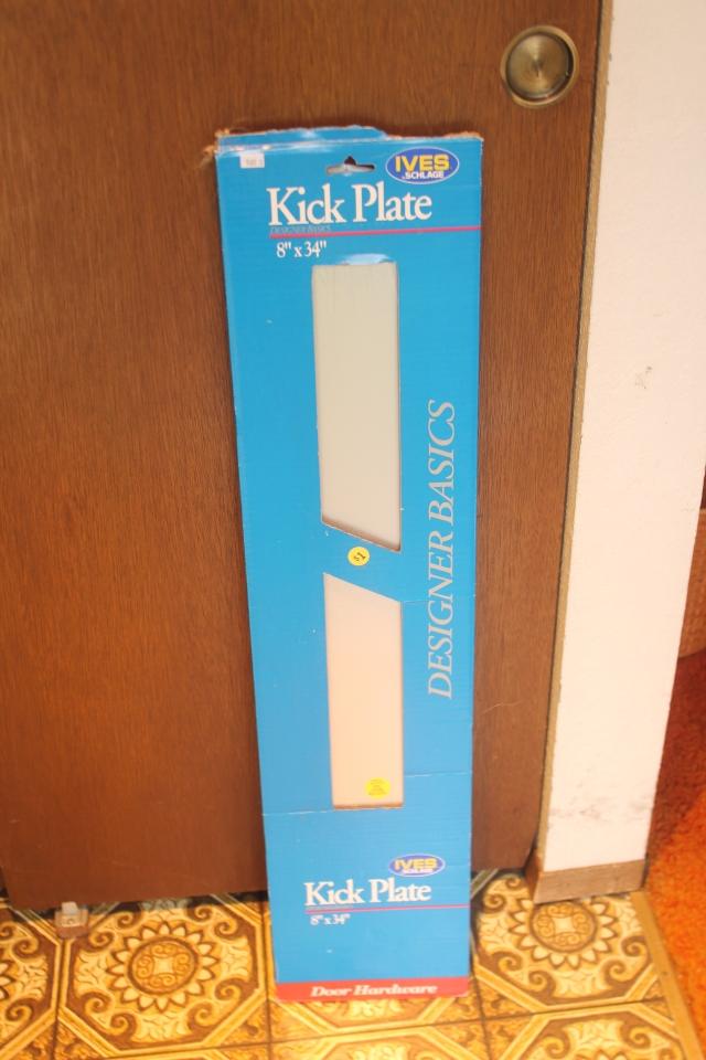 G sale kick plate