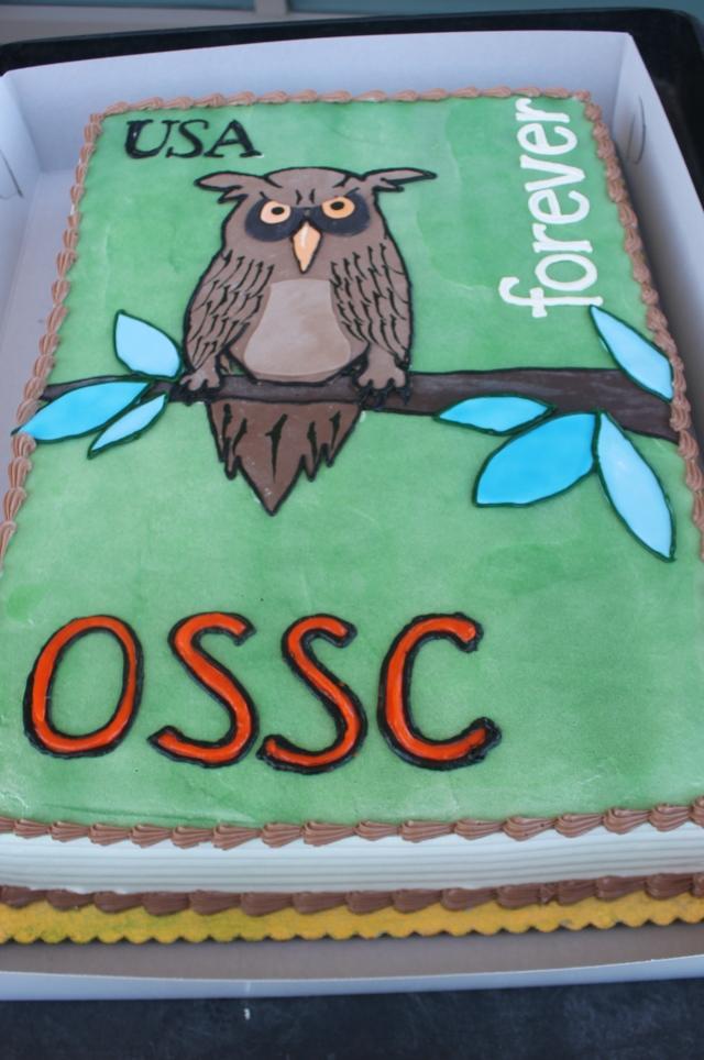 owl stamp