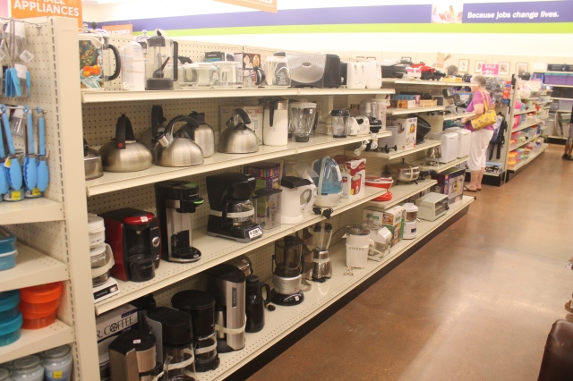 Appliance Aisle
