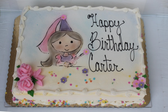 8538princess cake