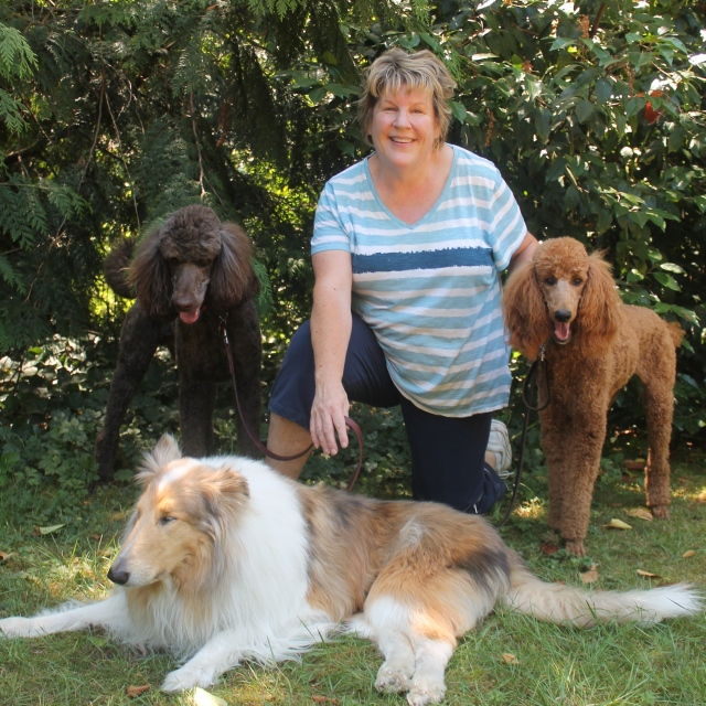 Diane with Henry & Macy