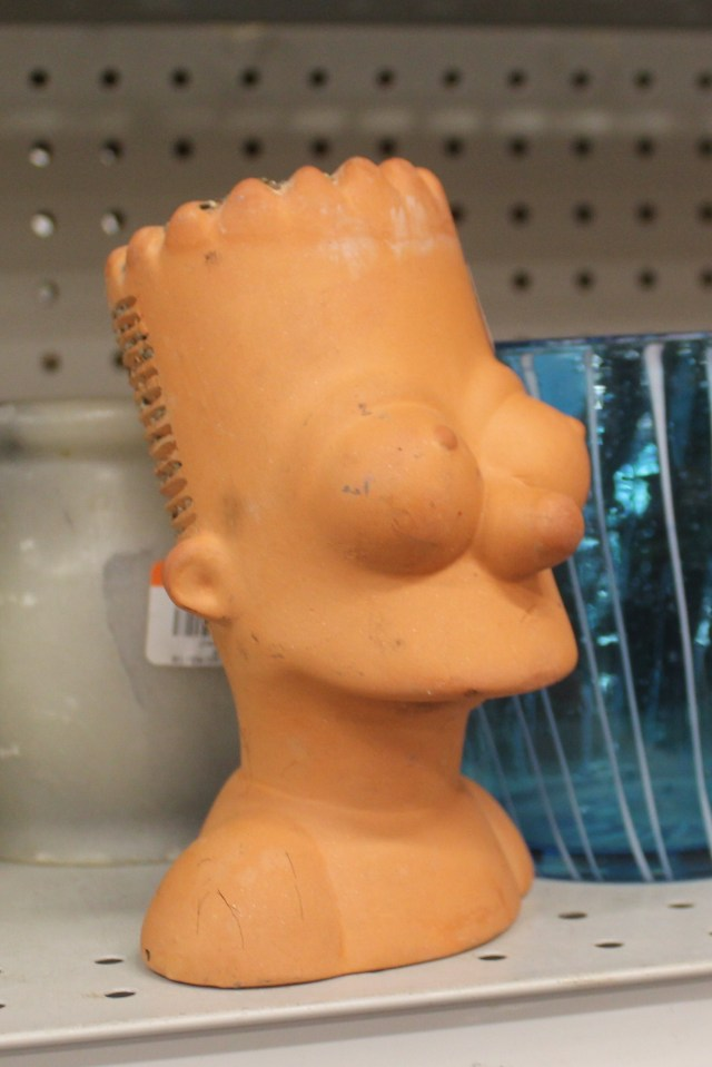 Homer Simpson $2.99