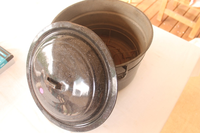 Cold Pack Canning Kettle $3.00