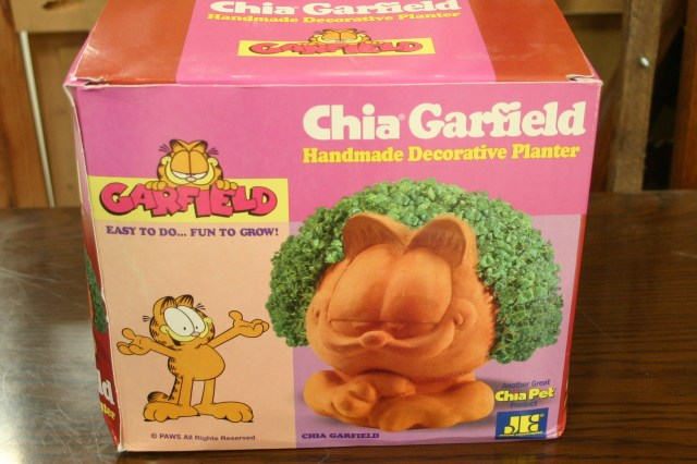 Garfield in the box $5.99