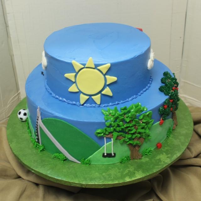 9434 Park cake