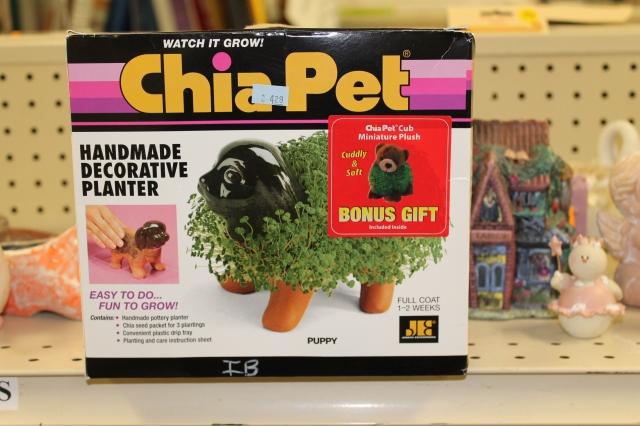 Dog in box with BONUS Gift $4.29
