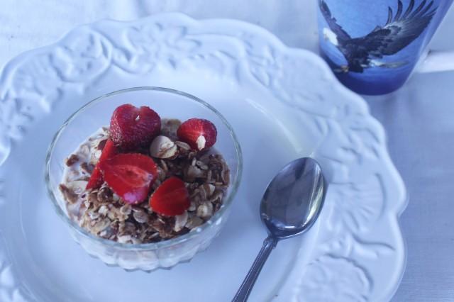 straw & granola