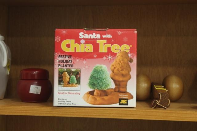 Santa Chia Tree $2.99