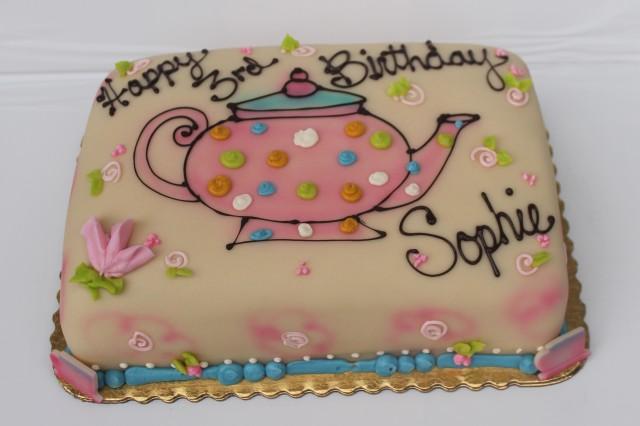 to birthday cake