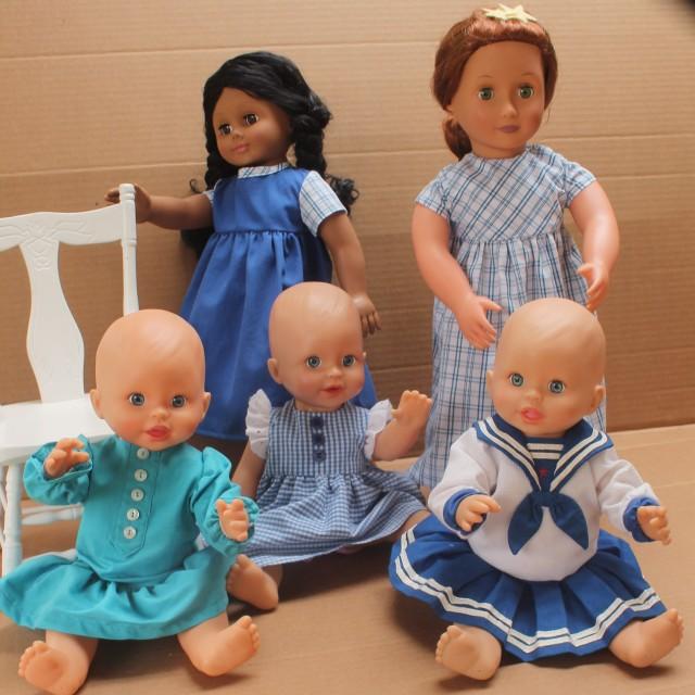 dolls modeling