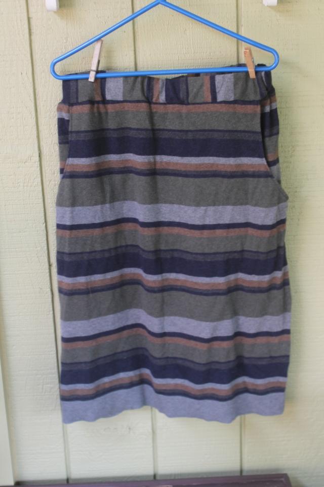 frumpy skirt