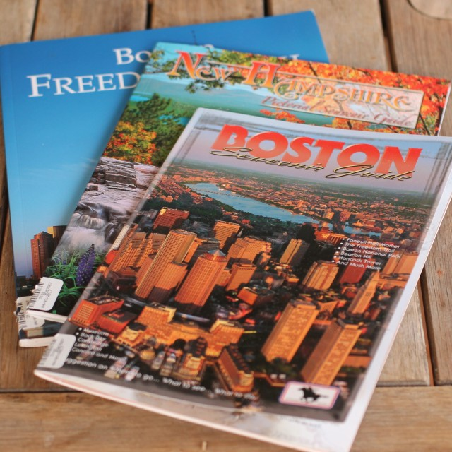 thrifted guide to Boston